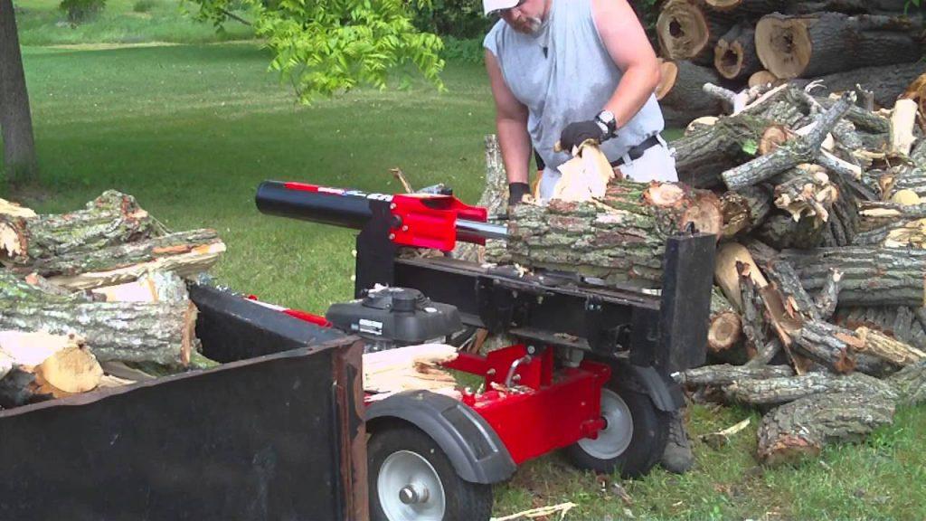Used Wood Splitter